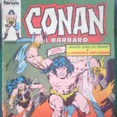 Cómics: COMIC CONAN EL BARBARO N 7 -ED FORUM --REFSAMUESCES2CE. Lote 57914233