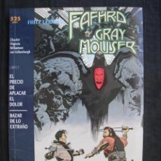 Cómics: FAFHRD AND THE GRAY MOUSER - LIBRO 3 - FORUM.. Lote 57926533