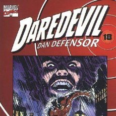 Fumetti: DAREDEVIL COLECCIONABLE Nº 18 - FORUM - IMPECABLE. Lote 135621617