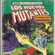 Cómics: LOS NUEVOS MUTANTES. Nº 49. FORUM. (Z/C3. Lote 57959914