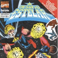 Comics : DESAFIO ESTELAR Nº 2 - FORUM. Lote 173133024
