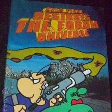 Comics - CELS PIÑOL DESTROYS THE FORUM UNIVERSE - FORUM - 57975560