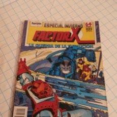 Cómics: COMIC FACTOR X Nº ESPECIAL INVIERNO. Lote 57990969