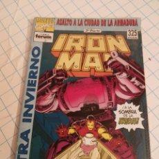 Cómics: COMIC IRON MAN FORUM Nº EXTRA INVIERNO. Lote 57991797