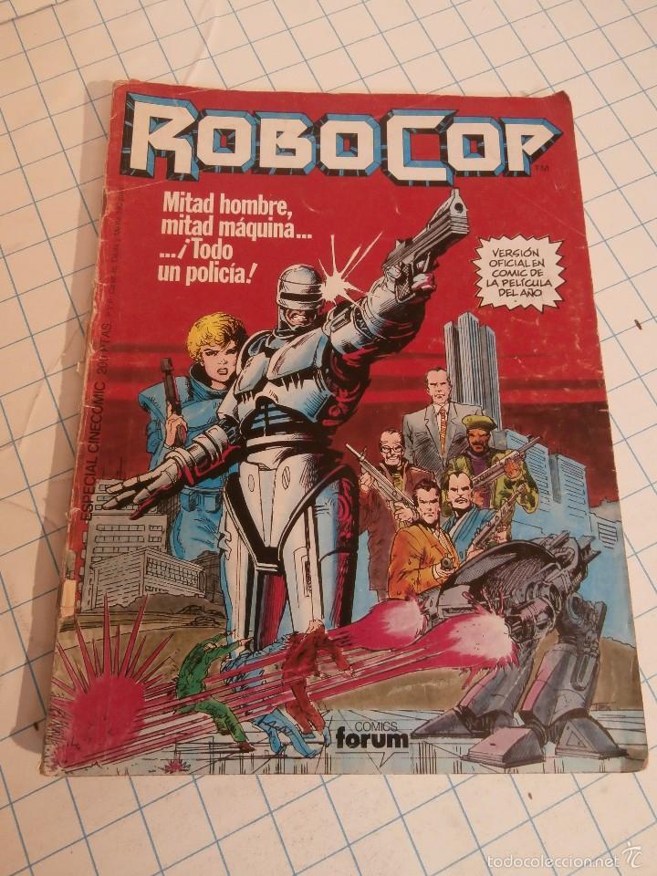 COMIC ROBOCOP FORUM (Tebeos y Comics - Forum - Otros Forum)