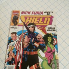 Cómics: COMIC NICK FURIA FORUM Nº 6. Lote 57992155