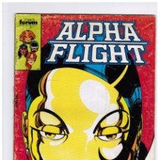 Cómics: ALPHA FLIGHT VOL 1 Nº 15 - FORUM. Lote 58014525
