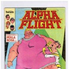 Comics: ALPHA FLIGHT VOL 1 Nº 17 - FORUM. Lote 58014647
