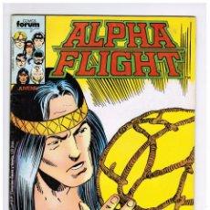 Comics: ALPHA FLIGHT VOL 1 Nº 20 - FORUM. Lote 58014750