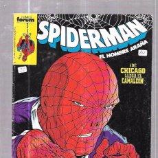 Cómics: SPIDERMAN, EL HOMBRE ARAÑA. ¡DE CHICAGO LLEGA EL CAMALEON!. Nº202. Lote 58062746