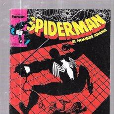 Cómics: SPIDERMAN, EL HOMBRE ARAÑA. ¡EL ACUCHILLADOR ATACA!. Nº 187. Lote 58063505