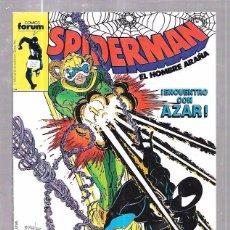 Cómics: SPIDERMAN, EL HOMBRE ARAÑA. ¡ENCUENTRO CON AZAR!. Nº188. Lote 58063605