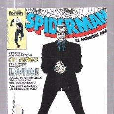 Cómics: SPIDERMAN, EL HOMBRE ARAÑA. POR FIN NUESTROS ORÍGENES. Nº 199. Lote 58063801
