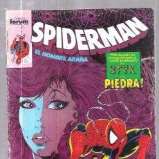 Cómics: SPIDERMAN, EL HOMBRE ARAÑA. STYX Y A PIEDRA!. Nº 204. Lote 58063815