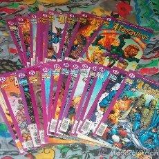 Comics : 4 FANTASTICOS VOL.4 (OBRA COMPLETA 24 NÚMEROS) - DESCUENTO 20%¡¡¡. Lote 109472356
