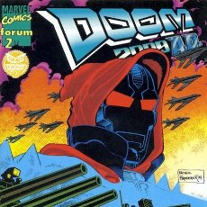 Fumetti: DOOM 2099 A.D. Nº 2 - FORUM - IMPECABLE. Lote 58076201