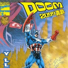 Fumetti: DOOM 2099 A.D. Nº 5 - FORUM - IMPECABLE. Lote 58076205