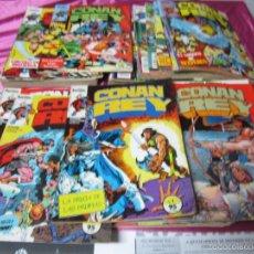 Cómics: CONAN REY 66 COMPLETA FORUM BUEN ESTADO .. Lote 58079549