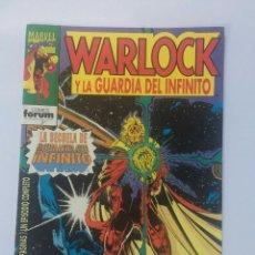 Cómics: WARLOCK Y LA GUARDIA DEL INFINITO 1. Lote 58086067
