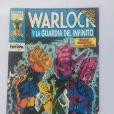 Cómics: WARLOCK Y LA GUARDIA DEL INFINITO. Lote 58086255
