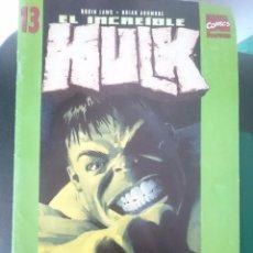 Cómics: COMIC EL INCREIBLE HULK - FORUM NUMERO 13 --REFM1E4. Lote 58088753
