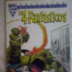 Cómics: Nº 01 LOS 4 FANTASTICOS COLECCION EXCELSIOR BIBLIOTECA MARVEL. Lote 58092955