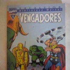 Cómics: Nº 1 DE LOS VENGADORES COLECCION EXCELSIOR BIBLIOTECA MARVEL DE FORUM. Lote 58093068