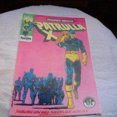 Cómics: COMICS - FORUM - LA PATRULLA X Nº 2 - VER FOTOS - MIRAR TODOS MIS LOTES DE TEBEOS. Lote 58093209