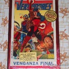 Cómics: GRANDES SAGAS: VENGADORES - TOMO 2 VENGANZA FINAL. Lote 59865234