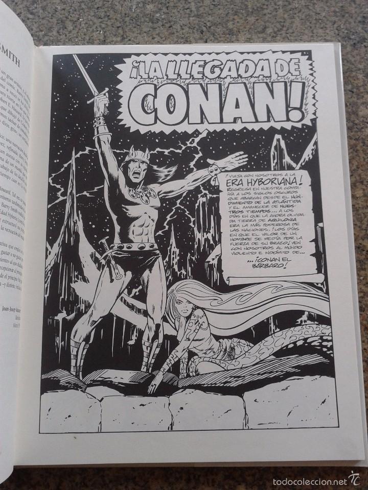 Cómics: CONAN -- TOMO 1 -- ROY THOMAS & BARRY WINDSOR-SMITH -- FORUM -- - Foto 2 - 58117581