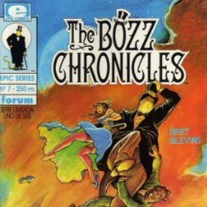 Cómics: EPIC SERIES Nº 7 THE BOZZ CHRONICLES 1 - FORUM - IMPECABLE. Lote 58140294