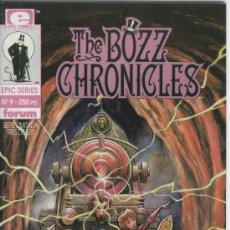 Cómics: EPIC SERIES Nº 9 THE BOZZ CHRONICLES 3 - FORUM - IMPECABLE. Lote 58140307