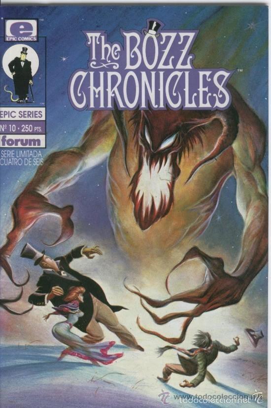 EPIC SERIES Nº 10 THE BOZZ CHRONICLES 4 - FORUM - IMPECABLE (Tebeos y Comics - Forum - Otros Forum)