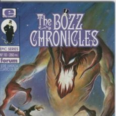Cómics: EPIC SERIES Nº 10 THE BOZZ CHRONICLES 4 - FORUM - IMPECABLE. Lote 58140309