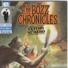 Cómics: EPIC SERIES Nº 12 THE BOZZ CHRONICLES 6 - FORUM - IMPECABLE. Lote 58140311