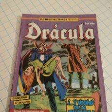Cómics: COMIC DRACULA FORUM Nº 15 ESPECIAL BIMESTRAL 64 PÁGINAS. Lote 58144971