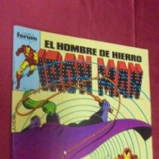 Fumetti: IRON MAN. EL HOMBRE DE HIERRO. VOL 1. Nº 5. FORUM.. Lote 58161874