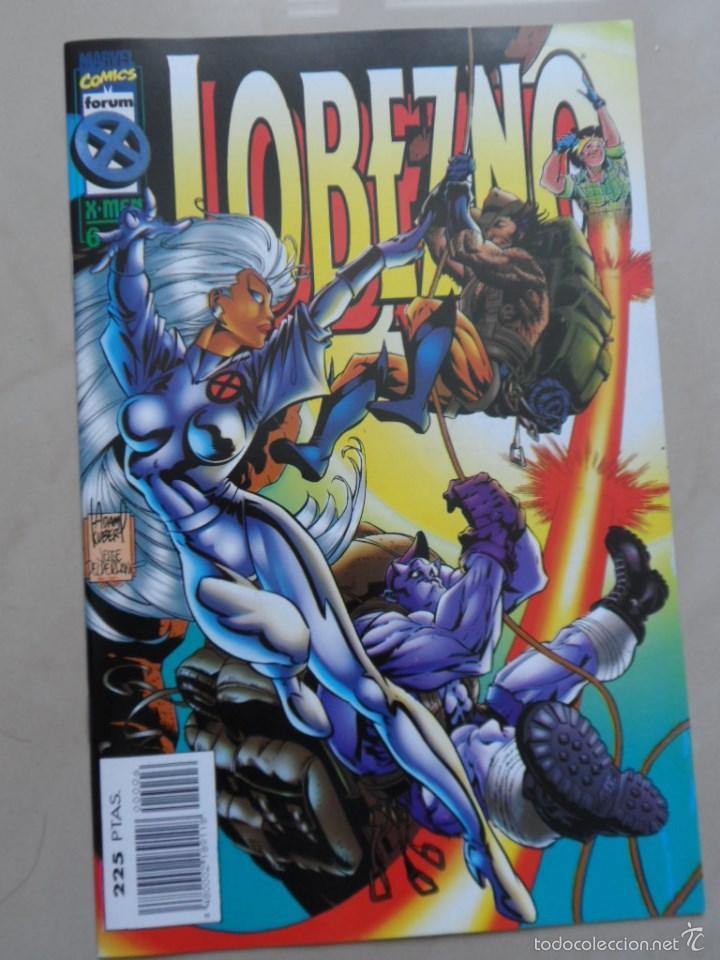 LOBEZNO VOL.2 Nº 6 - POSIBLE ENVÍO GRATIS - FORUM - LARRY HAMA & ADAM KUBERT (Tebeos y Comics - Forum - Patrulla X)