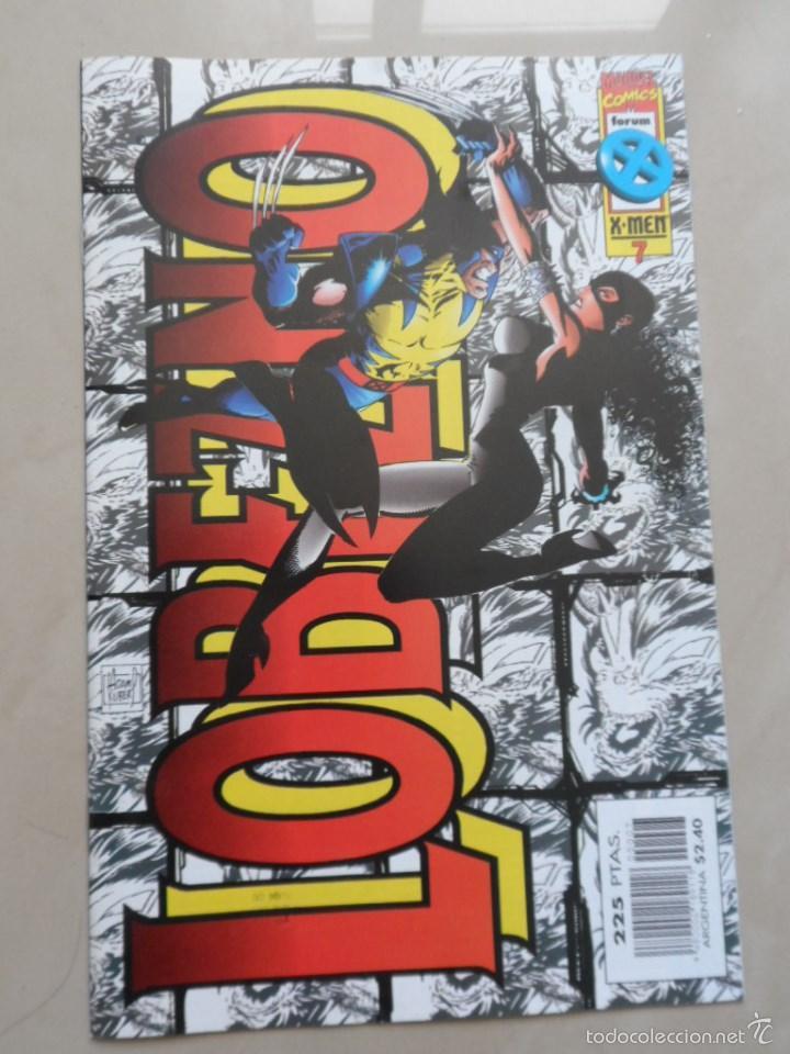 LOBEZNO VOL.2 Nº 7 - POSIBLE ENVÍO GRATIS - FORUM - LARRY HAMA & ADAM KUBERT (Tebeos y Comics - Forum - Patrulla X)