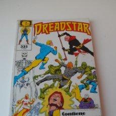 Cómics: RETAPADO COMICS FORUM DREADSTAR NUMEROS 6 7 8 9 10 EN BUEN ESTADO EPIC COMICS. Lote 58224401