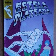 Cómics: ESTELA PLATEADA VOL. 1 Nº 2 - FORUM. Lote 58230599