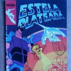 Cómics: ESTELA PLATEADA VOL. 1 Nº 4 - FORUM. Lote 58230610