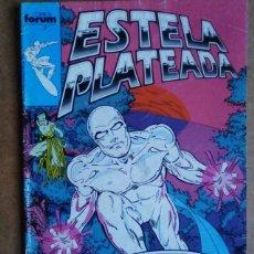 Cómics: ESTELA PLATEADA VOL. 1 Nº 6 - FORUM. Lote 58230629