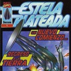 Cómics: ESTELA PLATEADA VOL. 3 Nº 1 - FORUM. Lote 58232935