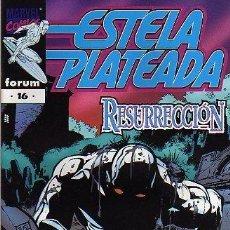 Cómics: ESTELA PLATEADA VOL. 3 Nº 16 - FORUM - IMPECABLE. Lote 122825198