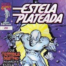 Cómics: ESTELA PLATEADA VOL. 3 Nº 20 - FORUM - IMPECABLE. Lote 119447078
