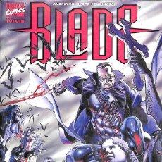 Cómics: BLADE PECADOS DEL PADRE FORUM 1998. Lote 58259404