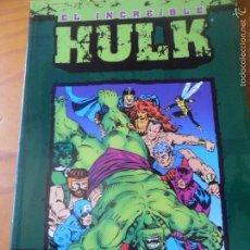 Fumetti: EL INCREIBLE HULK, TOMO COLECCIONABLE Nº 3 - . Lote 58264100