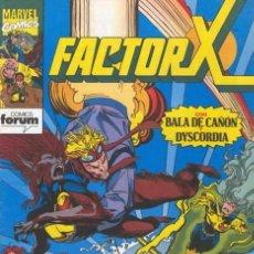 Cómics - FACTOR X VOL. 1 Nº 61 - FORUM - IMPECABLE - 58268589
