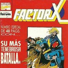 Cómics: FACTOR X VOL. 1 Nº 83 - FORUM - MUY BUEN ESTADO. Lote 143775820